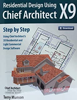 Residential Design Using Chief Architect X9