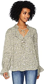 AG Adriano Goldschmied Women's Celeste Blouse