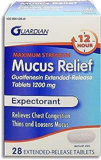 Best guaifenesin 200 mg and phenylephrine hci 5mg Reviews