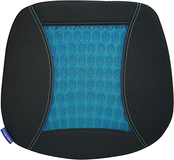 Ergo Drive 3903321 Black Posterior Cushion
