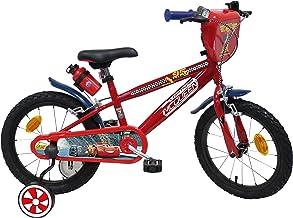 Eden-Bikes Kinderfiets, 16 inch, voor jongens, licentie cars, 2 remmen, meerkleurig, 16 inch