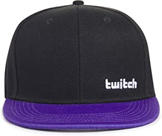 Twitch Offset Snapback Hat