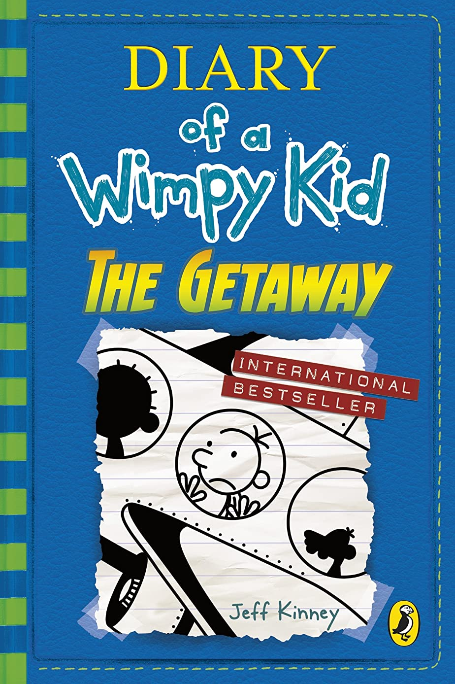 コンクリート順番協力的Diary of a Wimpy Kid: The Getaway (book 12) (English Edition)