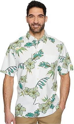 Quiksilver Waterman - Monolai Short Sleeve Shirt