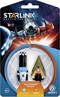 Starlink Battle For Atlas Weapons Pack Hail Storm + Meteor (Electronic Games)