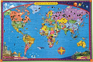 Best map jigsaw puzzles online Reviews