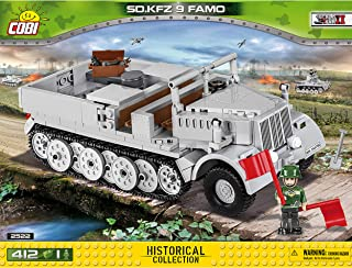 COBI Historical Collection SD.Kfz. 9 Vehicle