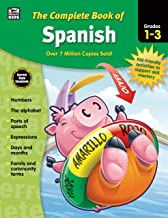 Carson Dellosa | Complete Book of Spanish Workbook for Kids | 416pgs PDF