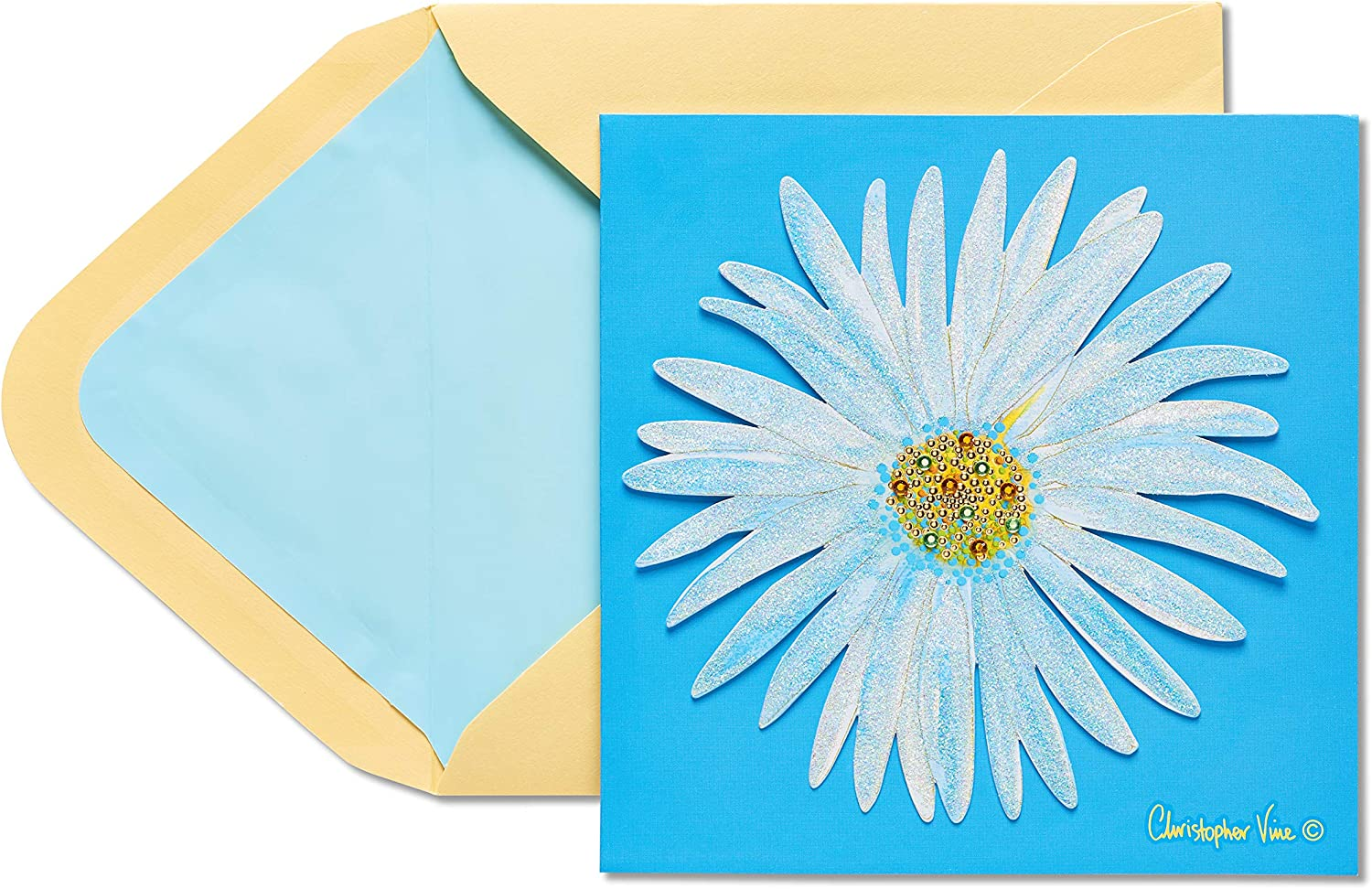 Papyrus Popular Birthday Clearance SALE! Limited time! Card Daisy