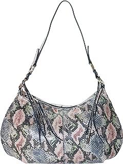 Hobo Lennox Leather Shoulder Bag Cosmo Snake