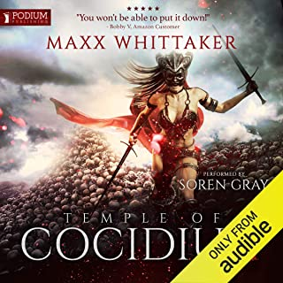 Temple of Cocidius: The Complete First Adventure