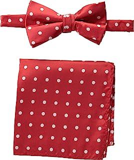 ست کراوات کراوات ساتن نقطه مردانه Stacy Adams