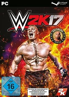 WWE 2K17 (Code In Der Box) [Importación Alemana]