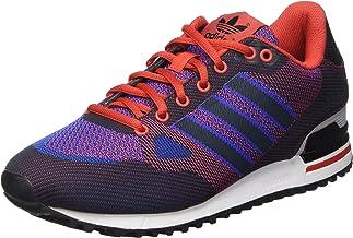 zapatillas adidas zx750 negras hombre