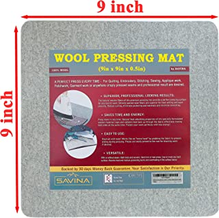 Small Wool Pressing Mat for Quilting 9