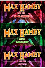 Max Hamby Boxed Set 1: Books, 1, 2, 3 Kindle Edition