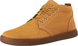 Timberland Men's Groveton Leather Fabric Chukka Boot