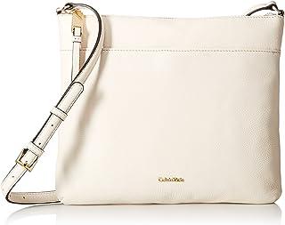 Calvin Klein Pebble Top Zip N/s Large Crossbody