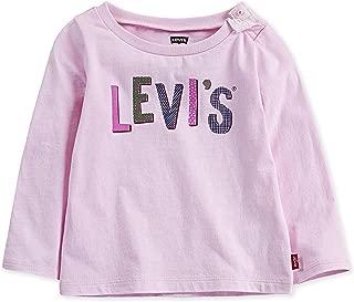 Baby Girls Long Sleeve Graphic T-Shirt