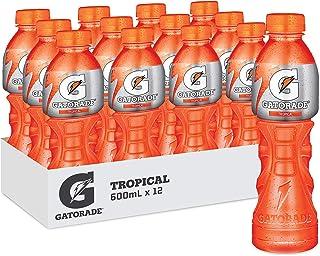 Gatorade Tropical Sports Drink, 12 x 600ml