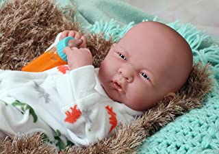 My Little Baby Boy Anatomically Correct Real Soft Vinyl Washable Berenguer Realistic 14