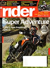 Rider Magazine June 2018 | Super Adventure