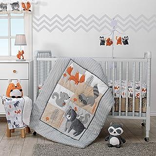 Bedtime Originals Acorn Juego de ropa de cama de 3 piezas