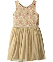 Nanette Lepore Kids - Novelty Lurex Mesh Dress (Little Kids/Big Kids)