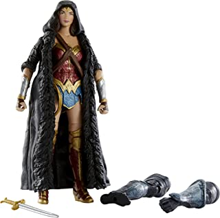 Mattel DC Comics Multiverse Wonder Woman Caped Figure