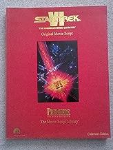 Star Trek VI: the Undiscovered Country, Original Movie Script