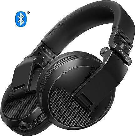 Pioneer DJ DJ Headphones, Black (HDJ-X5BT-K)