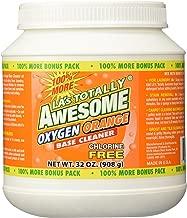 LA's Totally Awesome Oxygen Orange Base Cleaner, 32 oz.