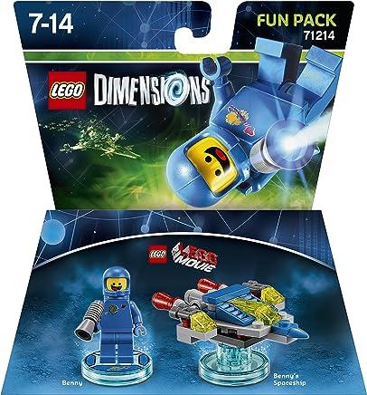 LEGO Dimensions Fun Pack LEGO Movie Benny