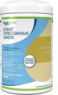 Aquascape 29312 Granular Algaecide for Pond, Waterfall, and Stream EcoBlast, 38.4 oz/ 1.1 kg, White