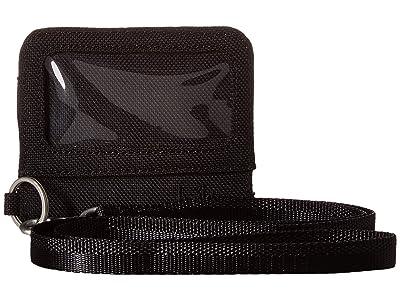 Haiku Access Lanyard Wallet (Black Juniper) Wallet Handbags