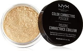 nyx professional makeup color correcting powder