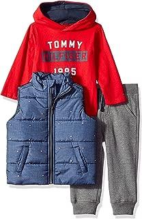 tommy hilfiger baby vest