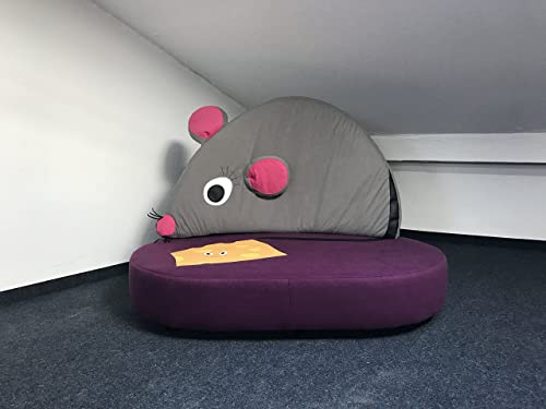 fitalia Kindersofa Maus, Made in Germany