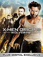 X-Men Origins: Wolverine plus Digital Exclusive