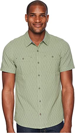 Toad&Co Harris Short Sleeve Slim Shirt