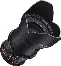 Rokinon Cine DS DS35M-NEX 35mm T1.5 AS IF UMC Full Frame Cine Wide Angle Lens for Sony E