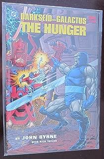 Darkseid vs Galactus #1