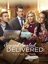 Best signed sealed and delivered to the altar Reviews