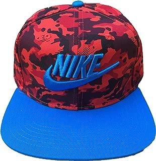Boys' True Adjustable Camo Hat