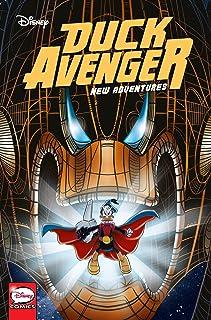 Duck Avenger New Adventures, Book 2