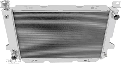 Champion Cooling, 3 Row All Aluminum Radiator for Ford F Series, CC1451
