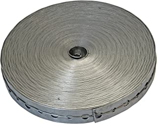 American Valve AV301380 1//2-Inch Galvanized 2-Hole Pipe Strap 10-Pack