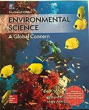 Best environmental science a global concern cunningham Reviews