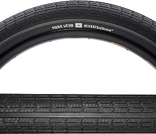 KHE Mark Webb Park 20 x 2.15 Folding Black/Grey Tire