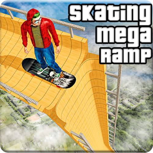Freestyle Vertical Ramp Skateboard Skating Games